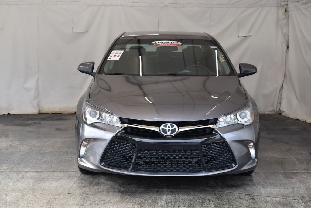 2017 Toyota Camry LE Automatic - 18359637 - 3