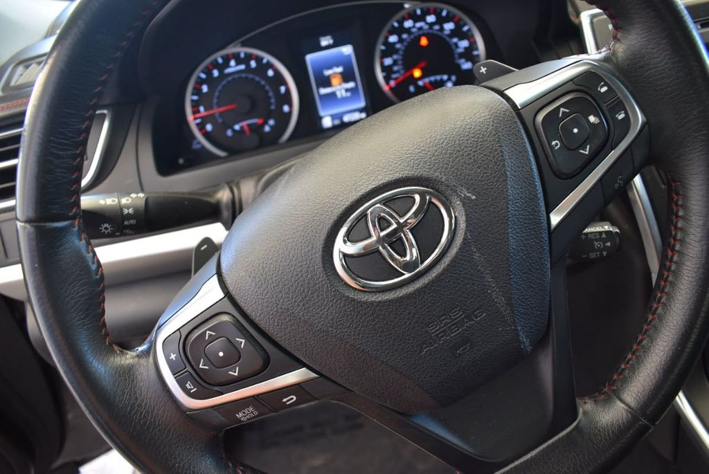 2017 Toyota Camry SE Automatic - 18122124 - 12