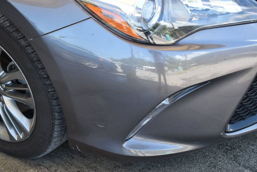 2017 Toyota Camry SE Automatic - 18122124 - 1