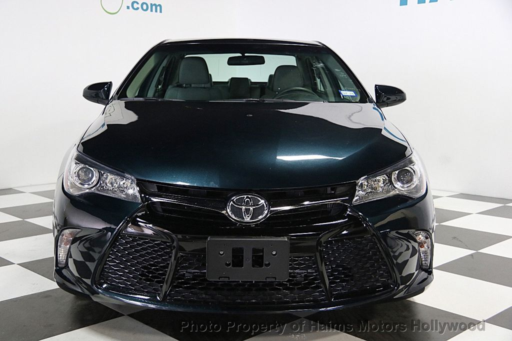2017 used toyota camry se automatic at haims motors serving fort lauderdale. Black Bedroom Furniture Sets. Home Design Ideas