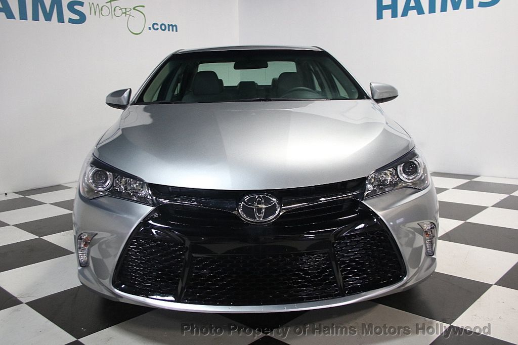 2017 Toyota Camry SE Automatic - 16848646 - 2