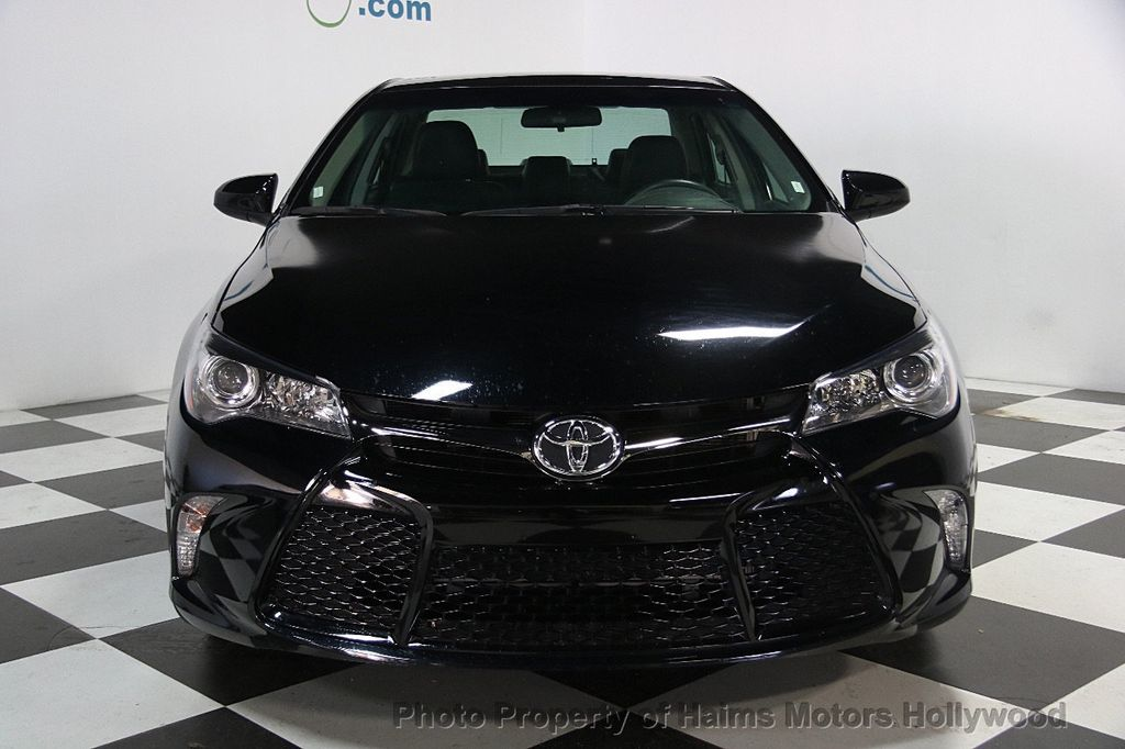 2017 Toyota Camry SE Automatic - 17045276 - 2
