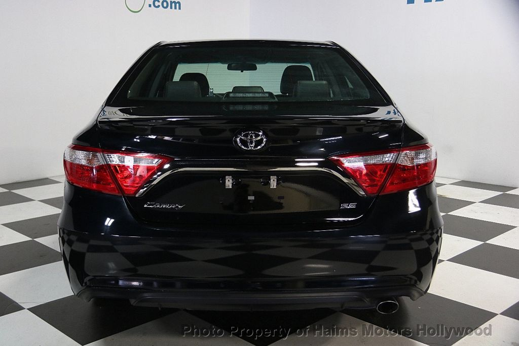 2017 Toyota Camry SE Automatic - 17045276 - 5