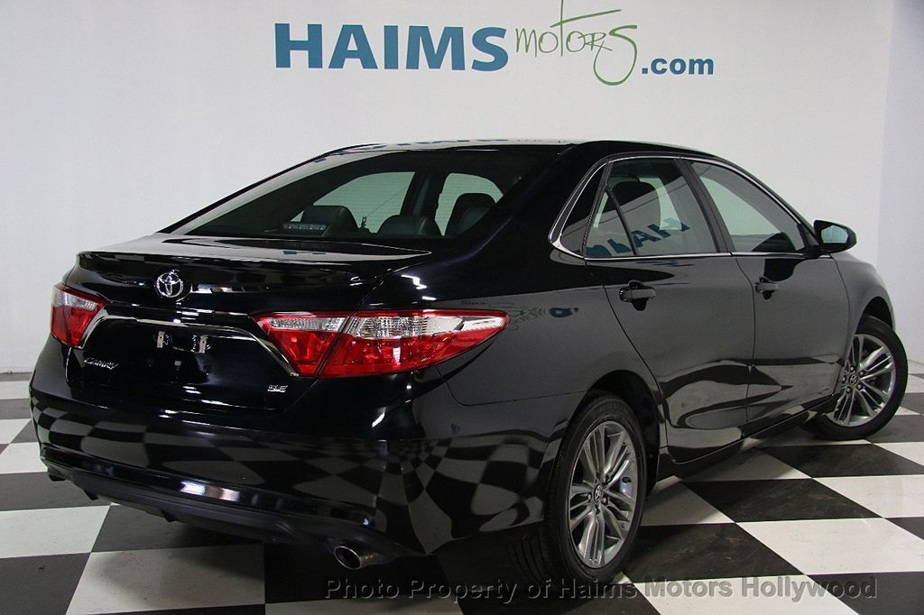 2017 Toyota Camry SE Automatic - 17045276 - 6