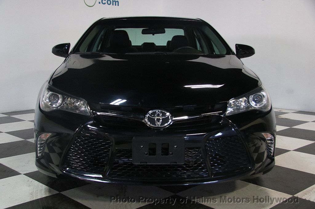 2017 Toyota Camry SE Automatic - 17382292 - 2