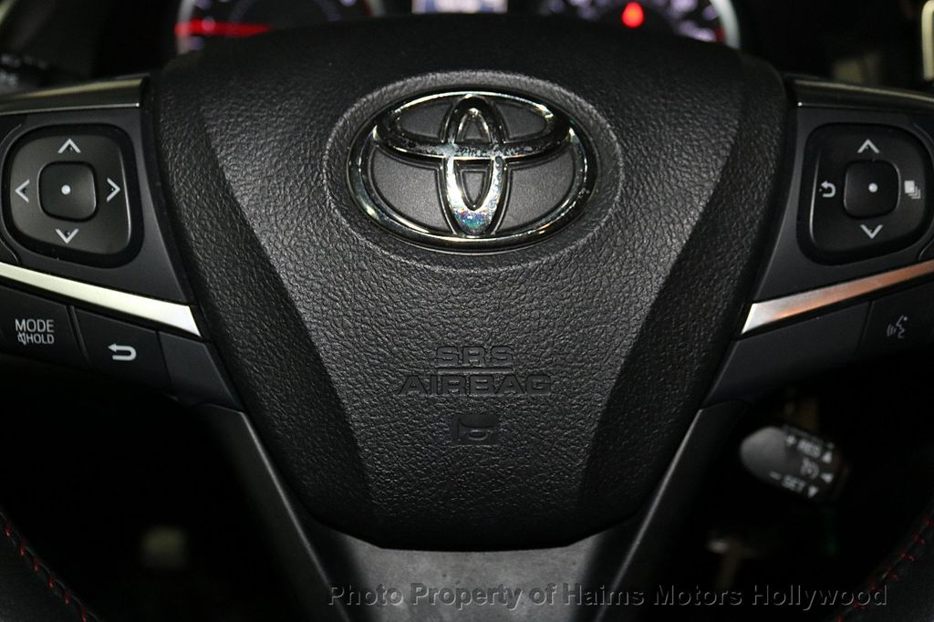2017 Toyota Camry SE Automatic - 18143364 - 25