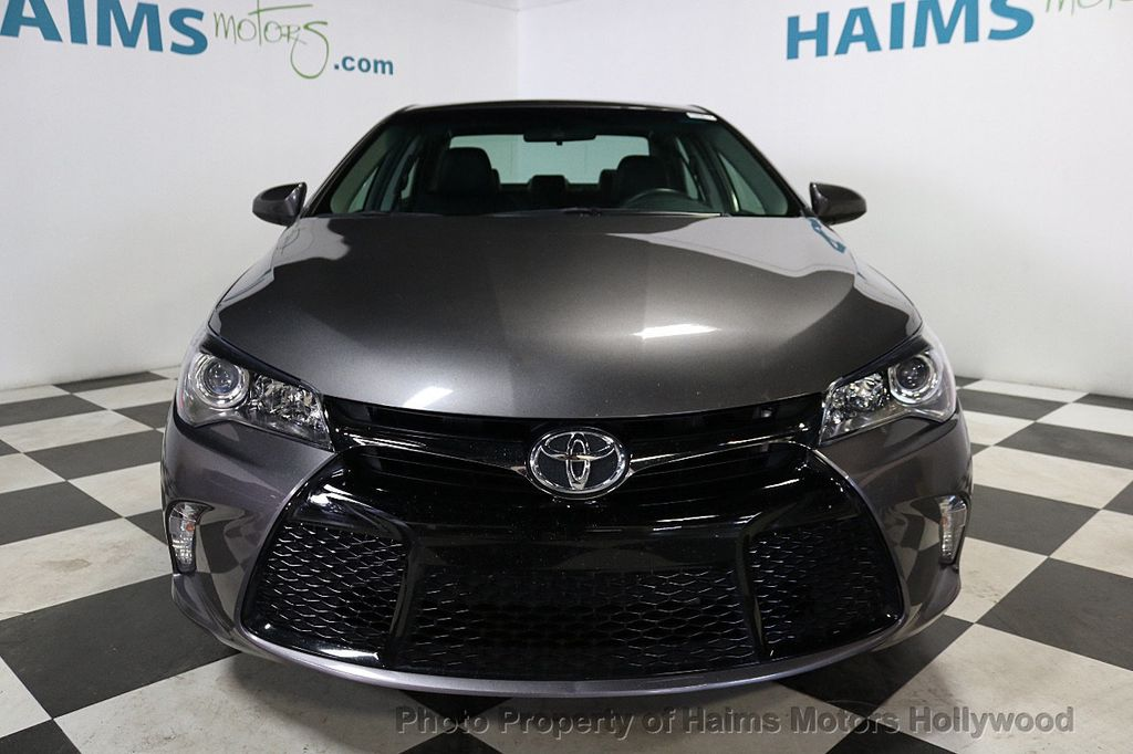 2017 Toyota Camry SE Automatic - 18143364 - 2