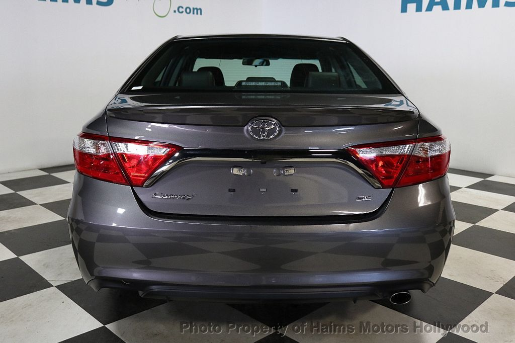 2017 Toyota Camry SE Automatic - 18143364 - 5