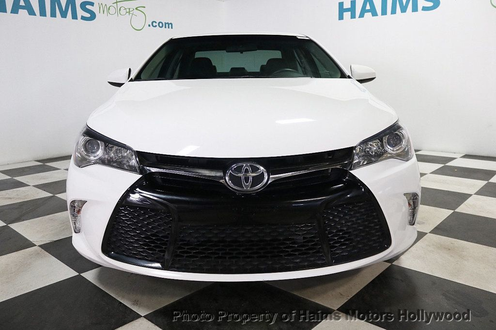 2017 Toyota Camry SE Automatic - 18692255 - 2