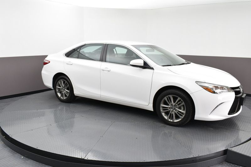 2017 Toyota Camry Se Automatic 18575400 3