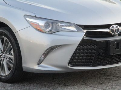 2017 Toyota Camry SE Automatic - Click to see full-size photo viewer
