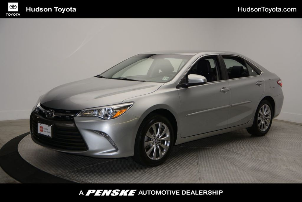 2017 Used Toyota Camry Xle Automatic At Hudson One Serving Jersey City Nj Iid 20347100