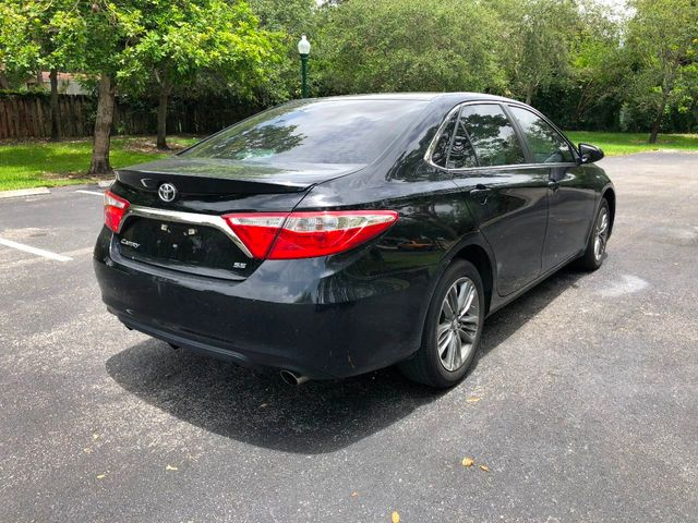 2017 Toyota Camry XSE Automatic - Click to see full-size photo viewer