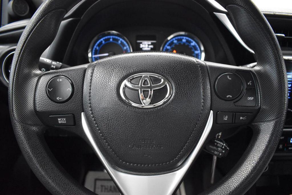 2017 Toyota Corolla L CVT - 18381963 - 13