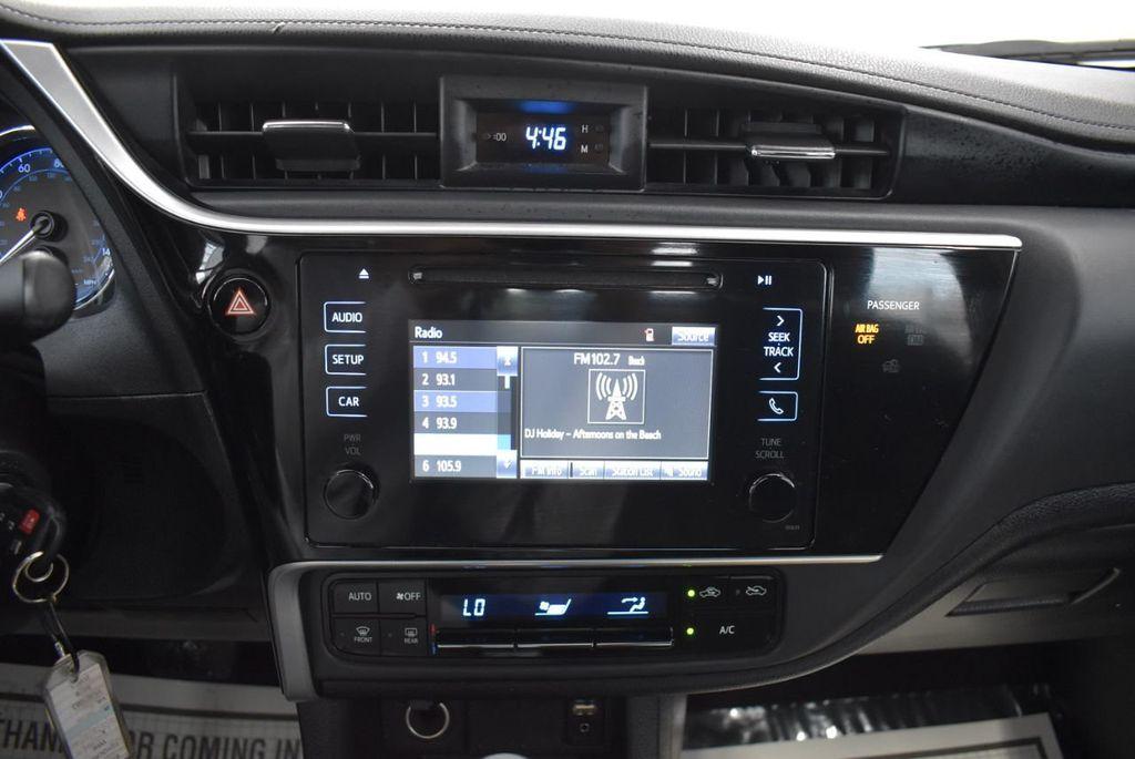 2017 Toyota Corolla L CVT - 18381963 - 16
