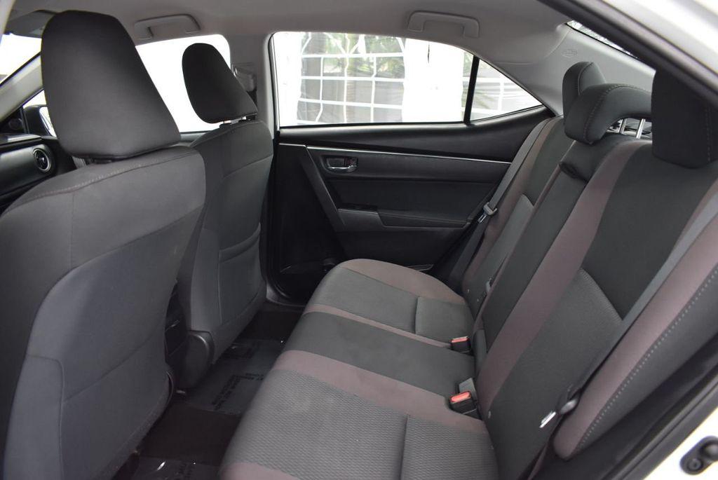 2017 Toyota Corolla L CVT - 18381963 - 20