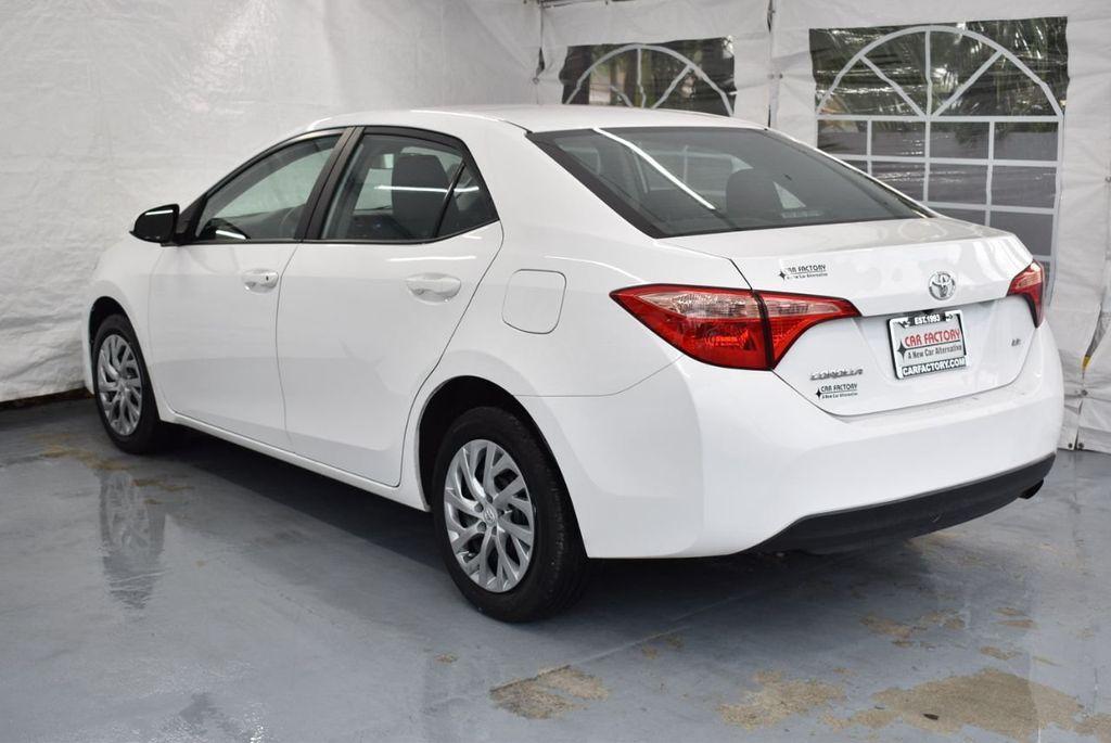 2017 Toyota Corolla L CVT - 18381963 - 5