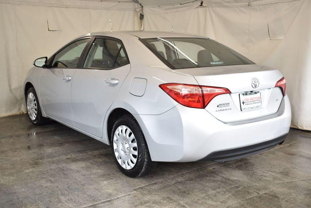 2017 Toyota Corolla LE - 18157160 - 5