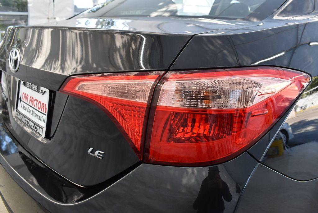 2017 Toyota Corolla LE - 18415833 - 1