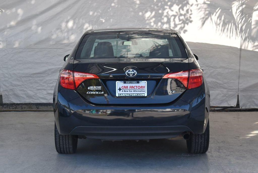 2017 Toyota Corolla LE - 18415833 - 7