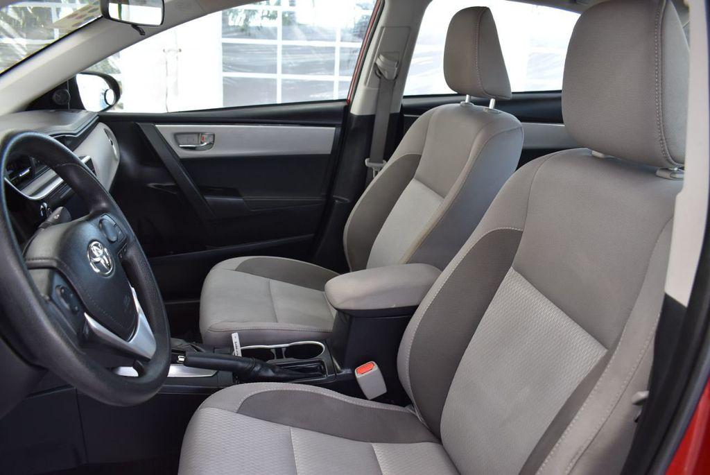 2017 Toyota Corolla LE - 18436051 - 15