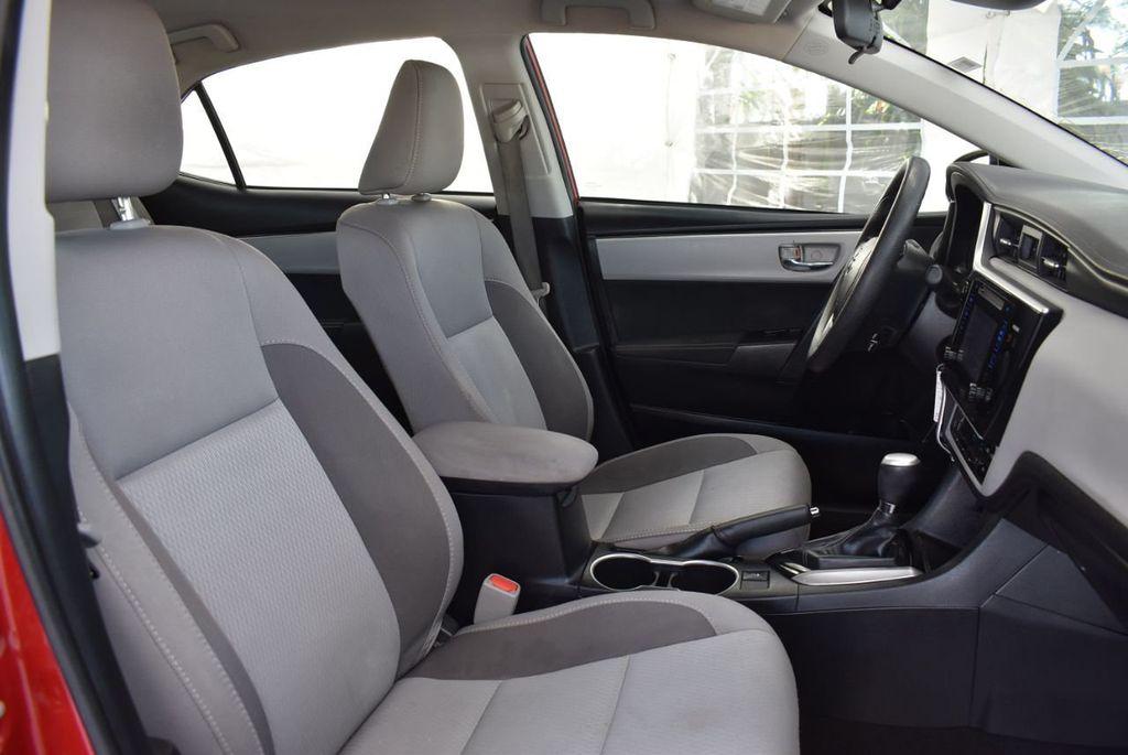 2017 Toyota Corolla LE - 18436051 - 25