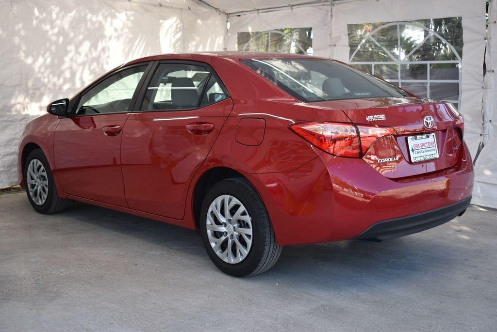 2017 Toyota Corolla LE - 18436051 - 5