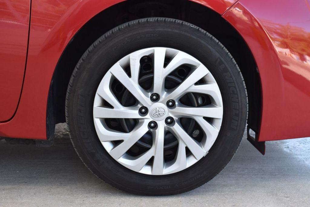 2017 Toyota Corolla LE - 18436051 - 8