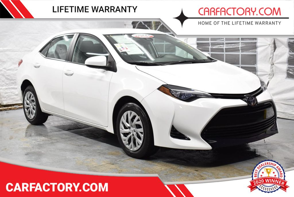 2017 Used Toyota Corolla Le At Car Factory Outlet Serving Miami Fl