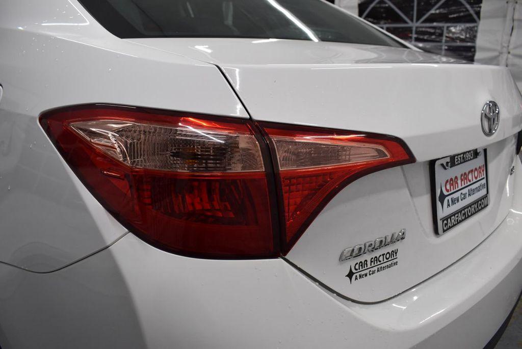 2017 Toyota Corolla LE - 18341580 - 6