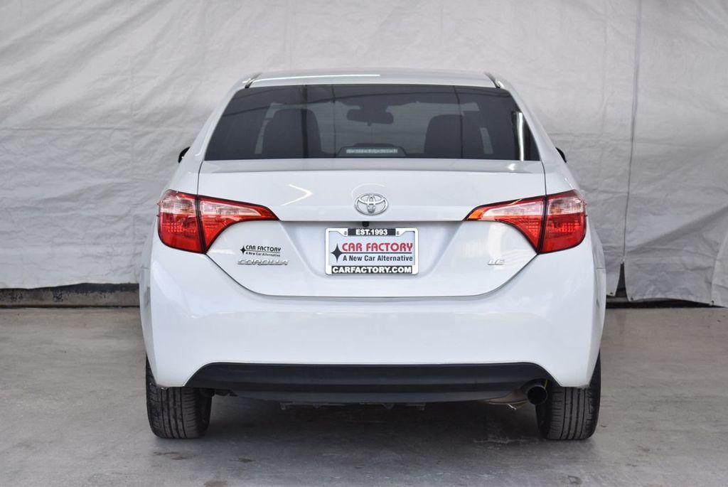 2017 Toyota Corolla LE - 18497673 - 7