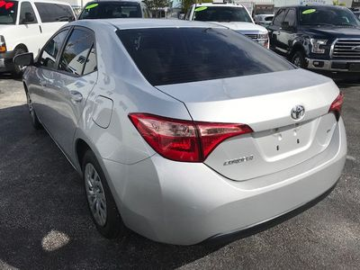 2017 Toyota Corolla LE CVT Automatic - Click to see full-size photo viewer