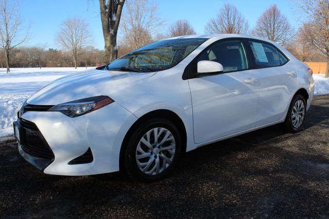 2017 Toyota Corolla LE SEDAN  - Click to see full-size photo viewer