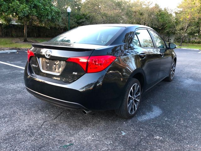 2017 Toyota Corolla SE CVT Automatic - Click to see full-size photo viewer