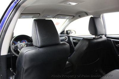 2017 Toyota Corolla SE CVT Sedan - Click to see full-size photo viewer