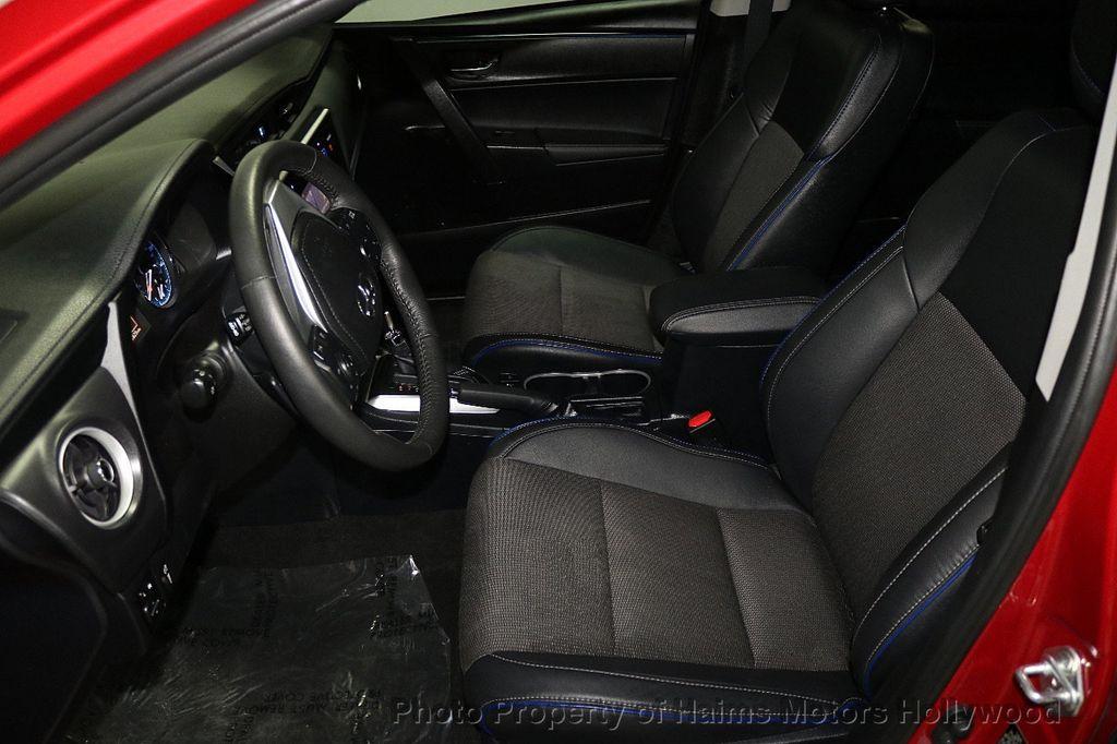 2017 Toyota Corolla SE MODEL - 17842912 - 15