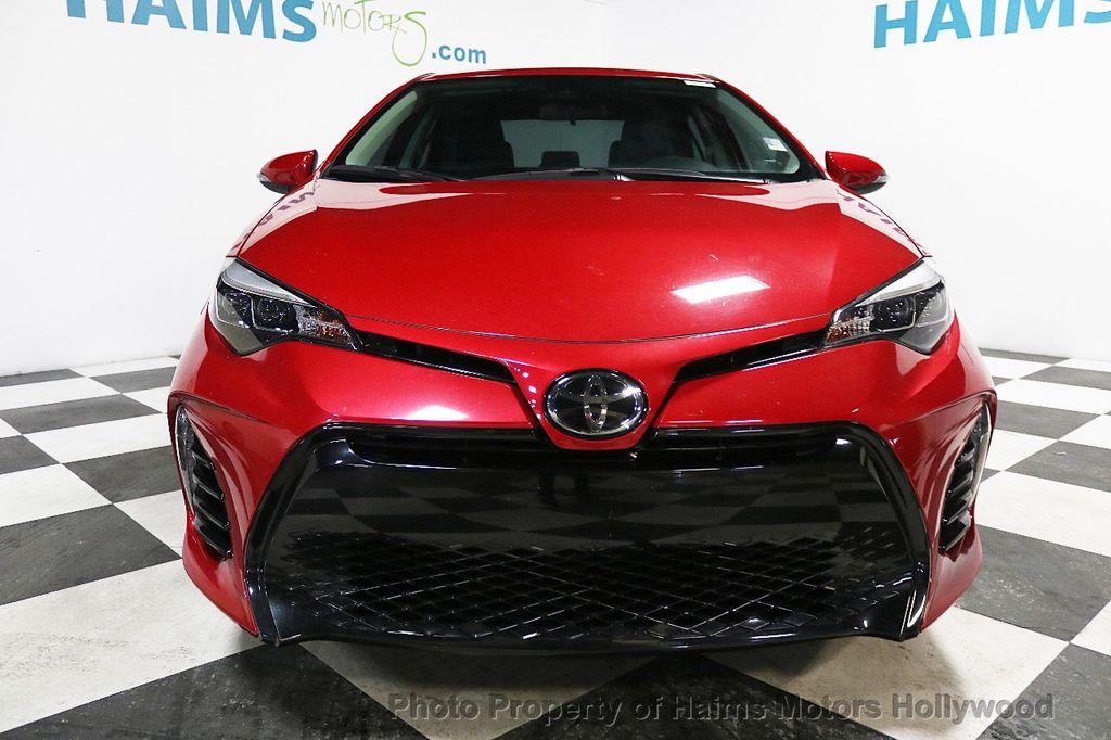 2017 Toyota Corolla SE MODEL - 17842912 - 2