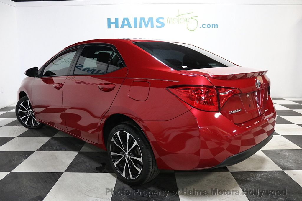 Toyota Dealer Miami >> 2017 Used Toyota Corolla SE MODEL at Haims Motors Serving ...
