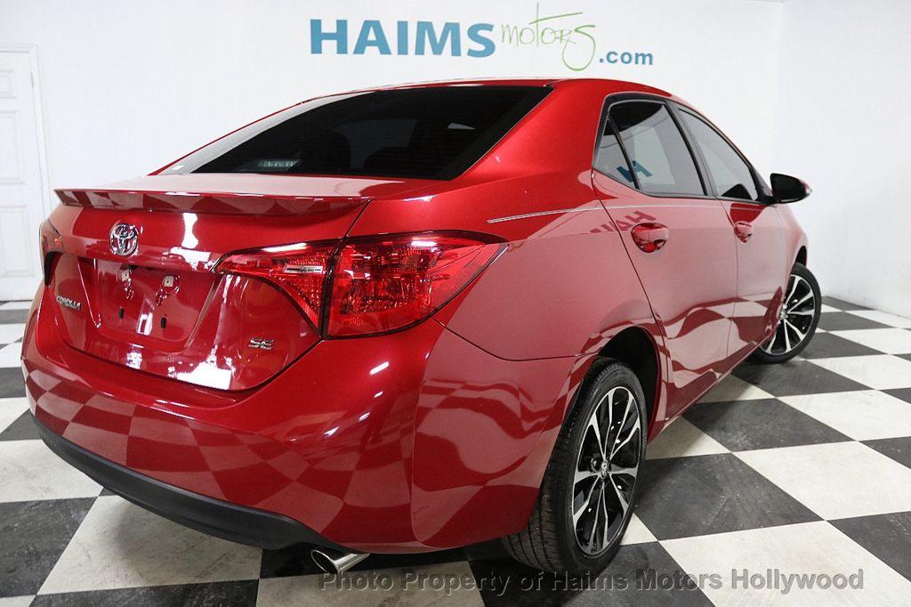 2017 Toyota Corolla SE MODEL - 17842912 - 5