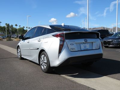 2017 Toyota Prius Three Hatchback - Click to see full-size photo viewer