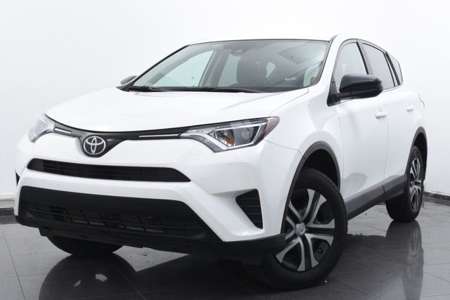 2017 Used Toyota Rav4 Le Awd At Auto Outlet Serving Elizabeth