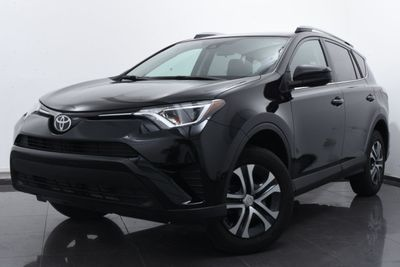 2017 Used Toyota Rav4 Le Fwd At Auto Outlet Serving Elizabeth Nj Iid 18778039