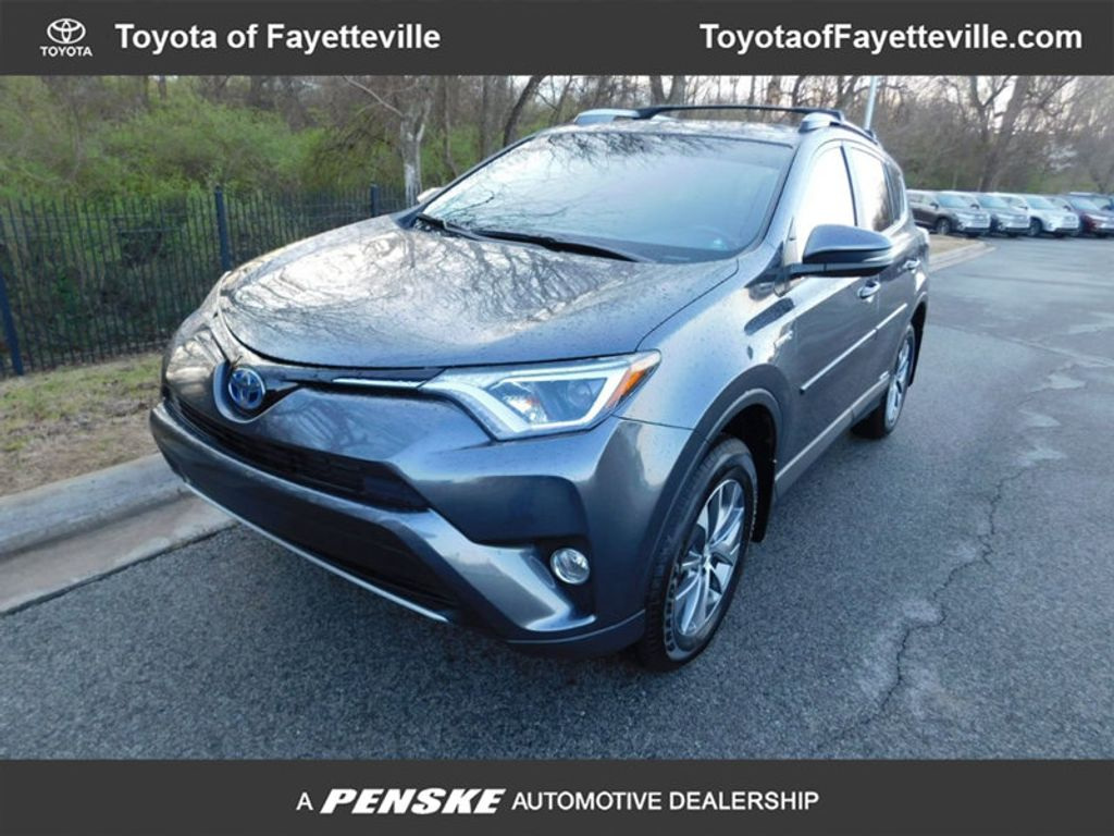 Dealer Video - 2017 Toyota RAV4 Hybrid XLE AWD - 17432047