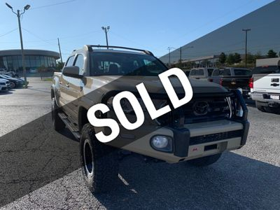 Used Toyota Tacoma at Michael's Motor Company Serving