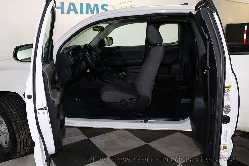 2017 Toyota Tacoma SR5 Access Cab 6' Bed I4 4x2 Automatic - 18296646 - 9