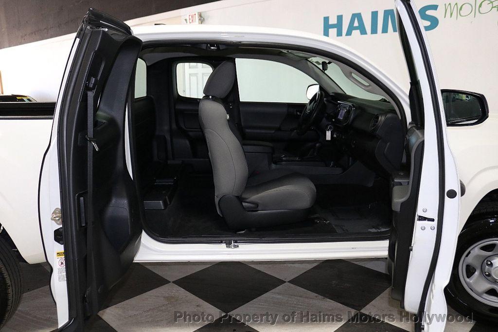 2017 Toyota Tacoma SR5 Access Cab 6' Bed I4 4x2 Automatic - 18296646 - 11