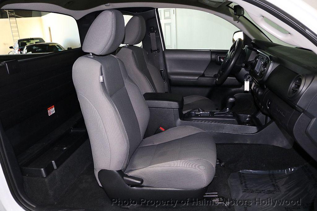 2017 Toyota Tacoma SR5 Access Cab 6' Bed I4 4x2 Automatic - 18296646 - 12