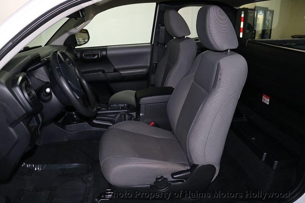 2017 Toyota Tacoma SR5 Access Cab 6' Bed I4 4x2 Automatic - 18296646 - 13