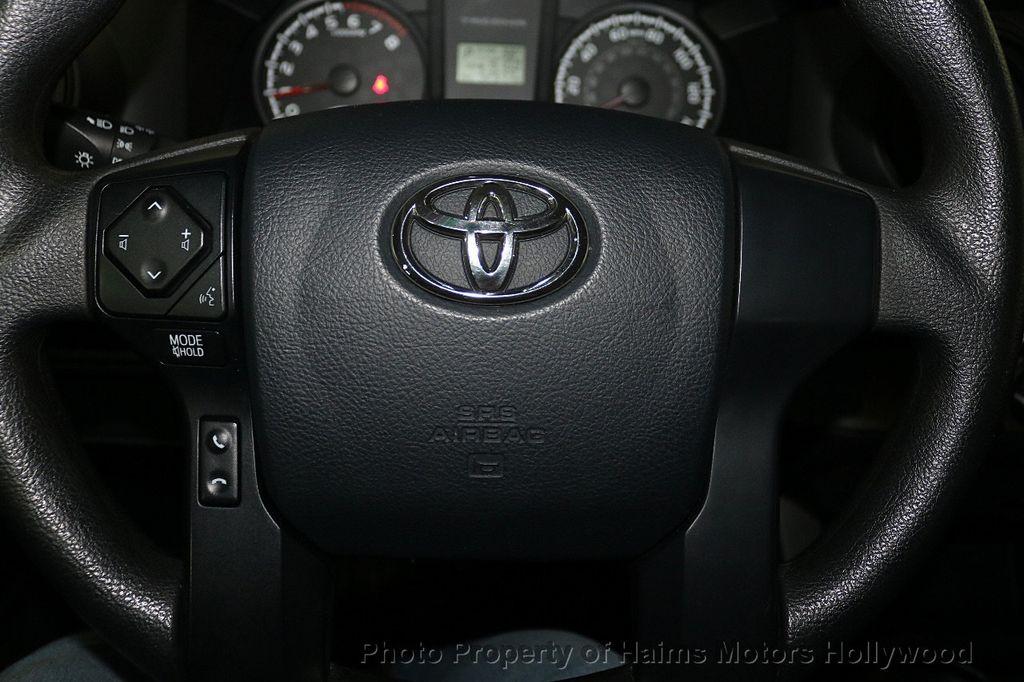 2017 Toyota Tacoma SR5 Access Cab 6' Bed I4 4x2 Automatic - 18296646 - 20