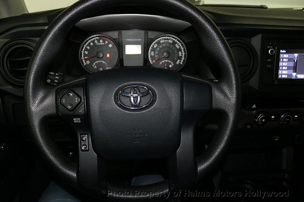 2017 Toyota Tacoma SR5 Access Cab 6' Bed I4 4x2 Automatic - 18296646 - 21